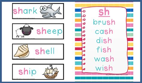 sh pattern words digraph activities games worksheets sh top notch