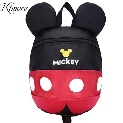 Belleza Bag aliexpress buy style school bag minnie and mickey drawstring backpack