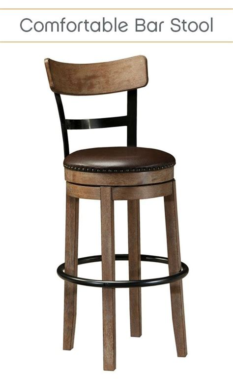 Bar Stools Next by Guests Will Sitting Atop A Comfortable Bar Stool At