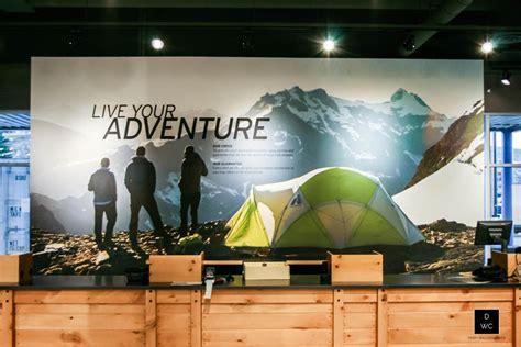 wall murals calgary adventure mural by calgary wallpaper vinyl installer