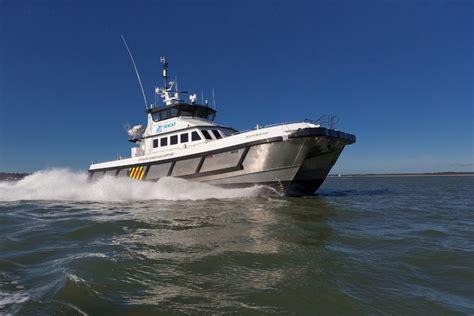 catamaran offshore boat catamarans offshore wind