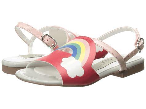 rainbow sandals toddler stella mccartney rainbow sandal toddler