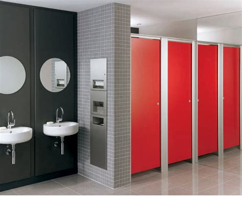 how to install bathroom partitions toilet partitions cubicles