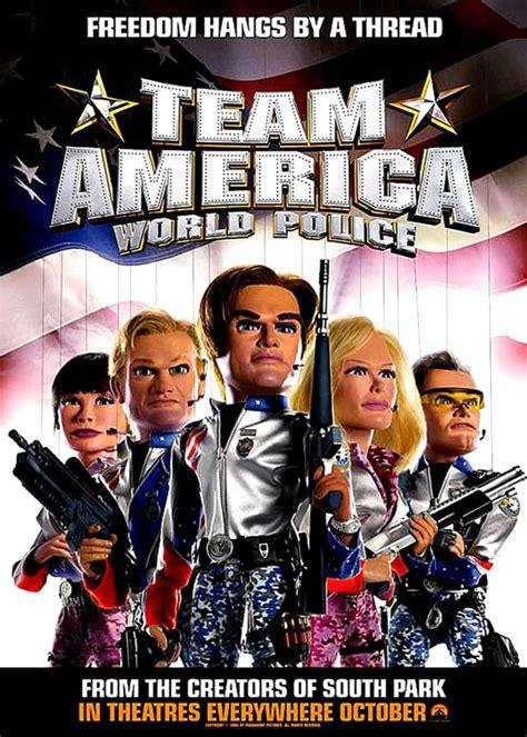 film comedy america team america world police 2 comedy movie poster