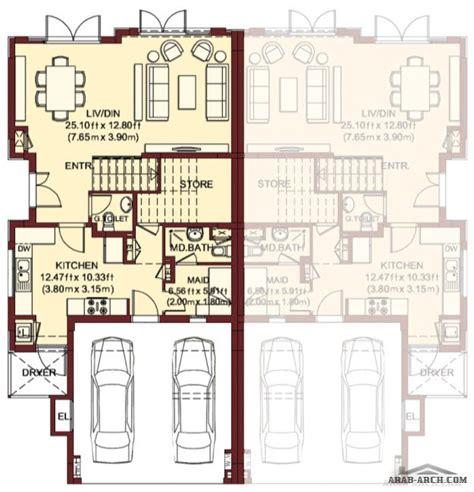 villa lantana layout floorplans dubai jvc villa lantana 3s3 187 arab arch