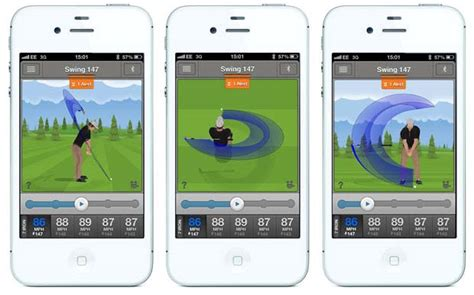 skypro swing skycaddie skypro golf app review golfalot