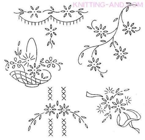 Free Handmade Embroidery Designs - 17 best images about embroidery on
