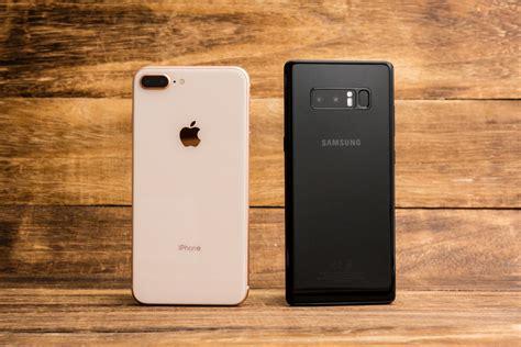 iphone    samsung note showdown  phone
