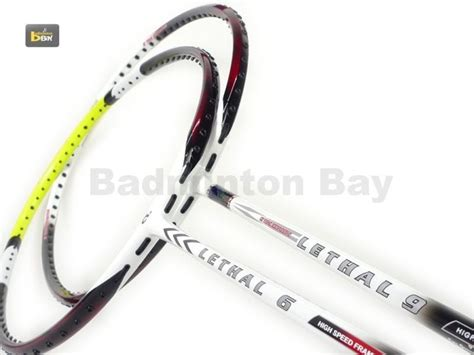 Raket Apac jom badminton apacs lethal series