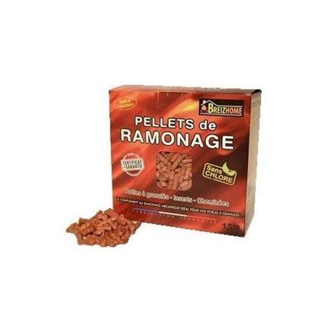 Prix Ramonage Cheminee by Pellet De Ramonage Pas Cher