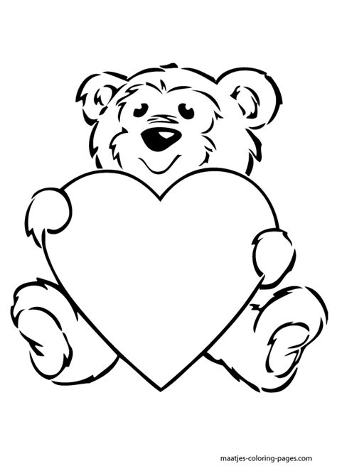 valentines coloring pages for preschool freecoloring4u com