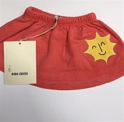 Dress Anak Brand Bobosize 2t 2 bobo choses skirt