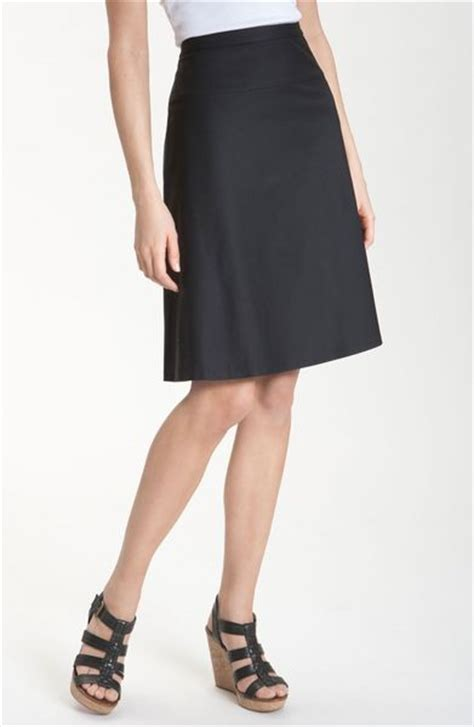 a line instead of pencil skirts for business casual