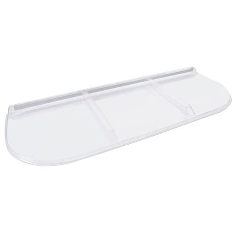 u shaped covers shape products 65 in x 26 in polycarbonate u shape