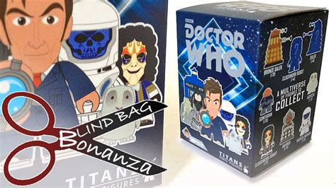 Doctor Bag Careve Series 01emo1223 doctor who tenth doctor series vinyl figure blind bag bonanza episode 34
