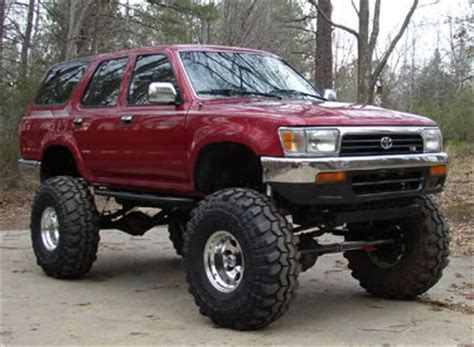 Lifted 93 Toyota 93 4runner 5 3 Lifted Ls1tech