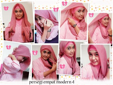 tutorial hijab paris yang modis 23 tutorial hijab paris segi empat simple dan modis