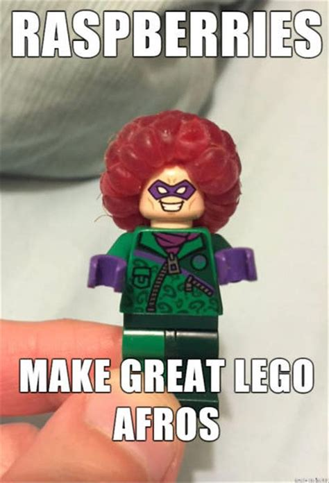Lego Meme - this is the best piece of lego advice you will hear all