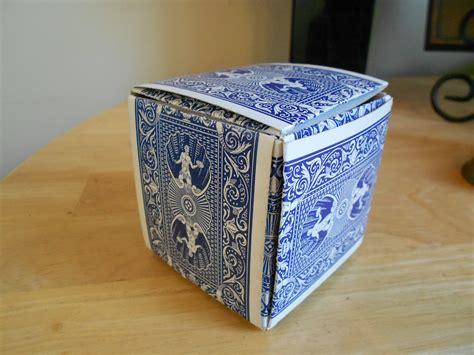 box of cards my creative side card box