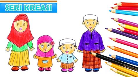 wallpaper anak kecil islami keluarga kartun islamic related keywords keluarga kartun