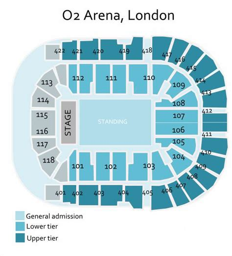 o2 arena floor seating plan kaiser chiefs the o2 arena tickets kaiser chiefs at the