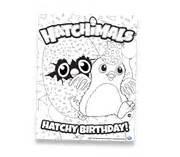 Free Hatchy Birthday Printables From Hatchimals Skgaleana