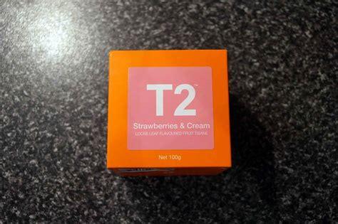 T2 Detox Tea Review t2 strawberries tea review review clue