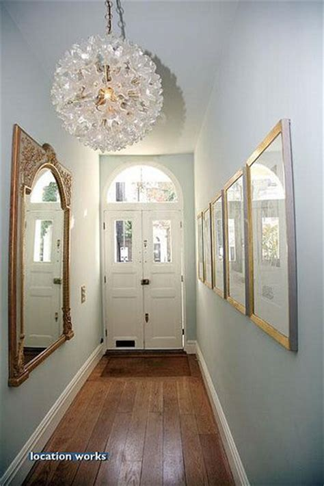 How To Decorate A Narrow Hallway Entrance