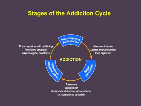 Stages Of Detox From Opiates by Addiction Cycle Images
