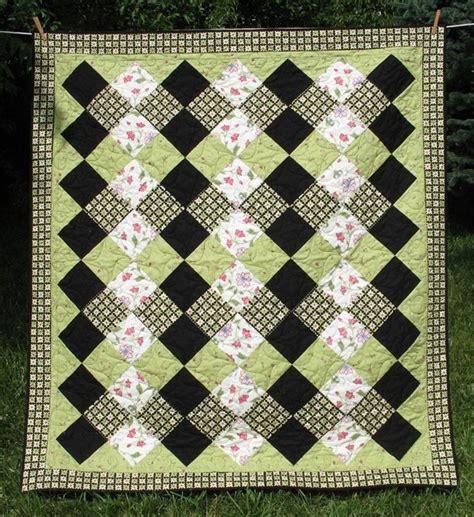 Argyle Quilt Pattern Free by Quilt Pattern Argyle