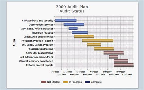 Internal Audit Schedule Template Schedule Template Free It Audit Plan Template