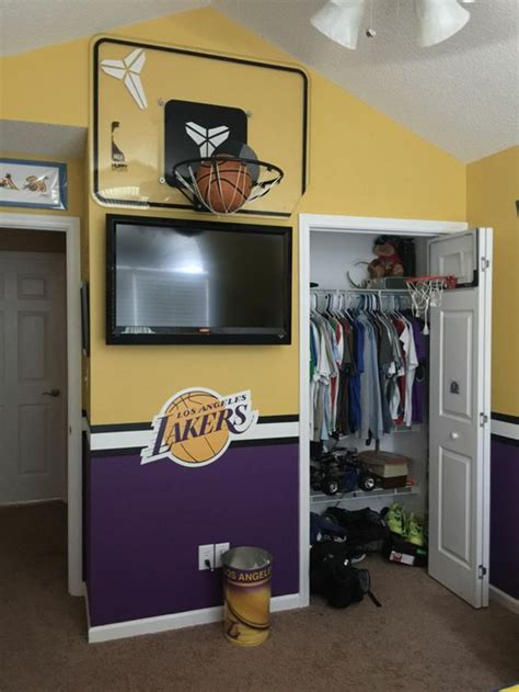 deco basketball chambre 1001 id 233 es pour chambre d ado gar 231 on les int 233 rieurs qui