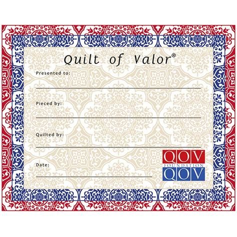 quilt label templates quilts of valor medallion quilt label design