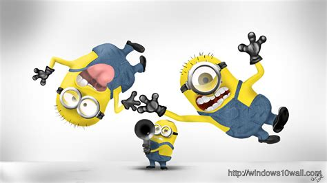 themes windows 10 minions despicable me minions windows 10 wallpapers