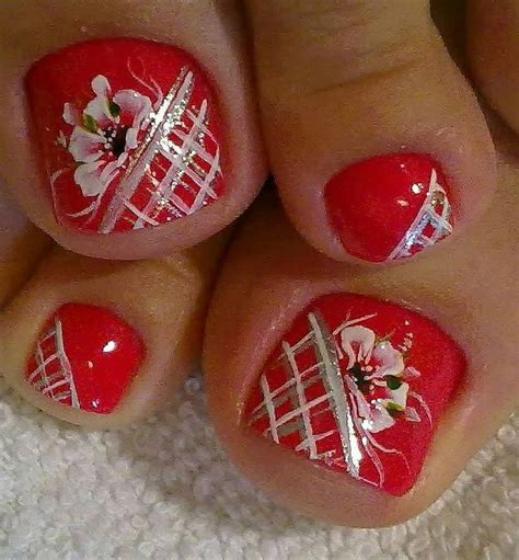 Imagenes De Uñas Decoradas Delos Pies | u 241 as de los pies decoradas algunos tips para decorar