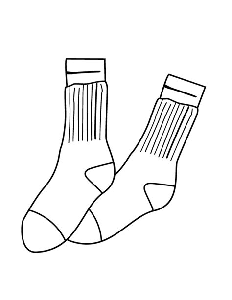 fox in socks printable coloring pages