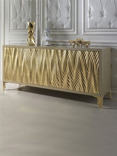black and gold buffet ls gold buffets and cabinets for luxury interiors modern