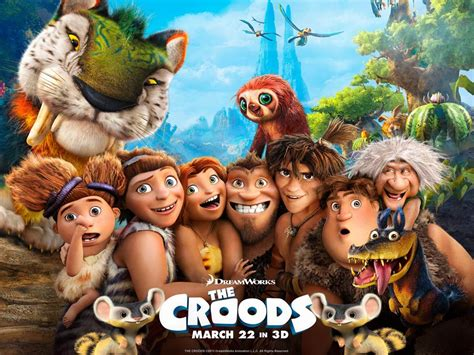 film cartoon full hd the croods movie wallpapers xcitefun net