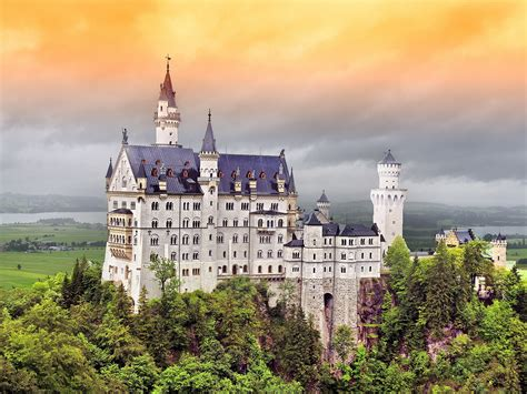 best beutiful the most beautiful castles in europe photos cond 233 nast