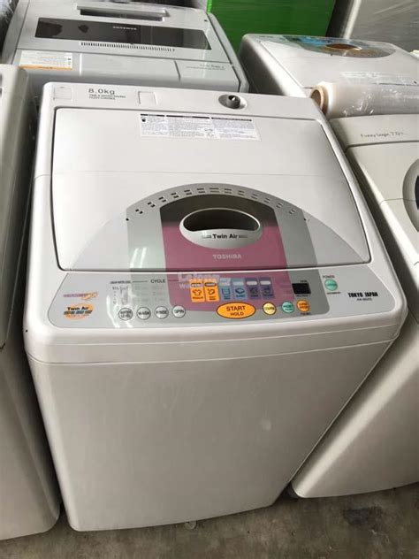 Mesin Cuci Toshiba 8 Kg 8kg mesin basuh toshiba washer autom end 5 18 2017 3 00 pm
