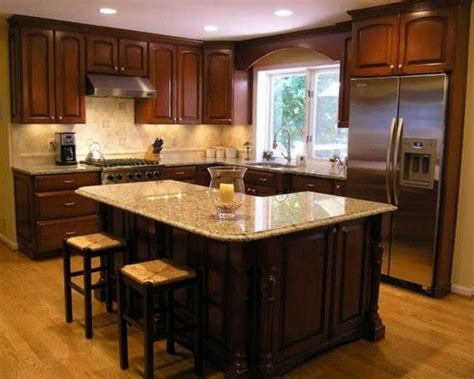 l shaped island kitchen inspiring kitchen island shapes design ideas home