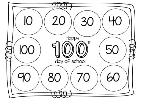 100 day snack sorting mat browse our resources plans