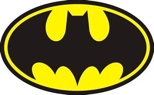 free printable batman logo cliparts