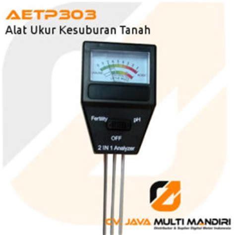 Alat Ukur Ph Tanah Lazada alat ukur kesuburan tanah etp303 digital meter indonesia
