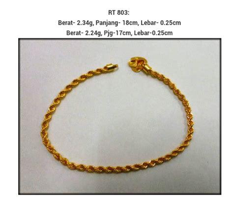 Beli Emas 916 Hari Ini penyimpan dan pelabur emas barang kemas 916 rantai tangan dan pandora