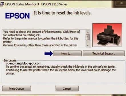 resetter epson l110 communication error cara reset manual printer epson l110 mahira