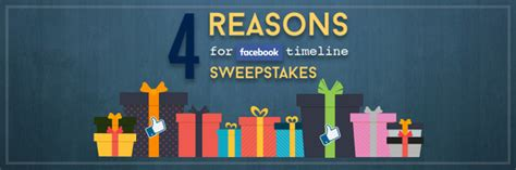 Social Sweepstakes - 4 reasons facebook timeline sweepstakes are the gateway promotion in social