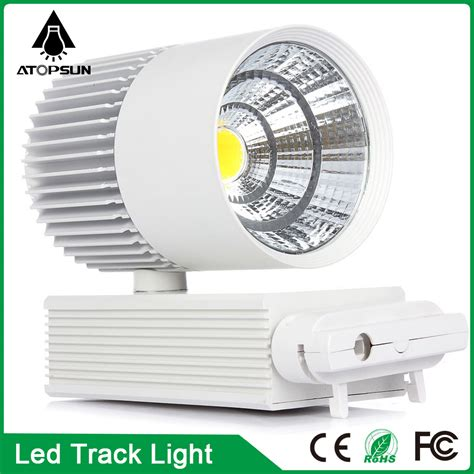 Lu Sorot Spot Track Rail Led 30w new year wholesale 30w single cob led track spot