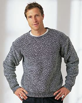 free knit pattern mens sweater basic men s sweater allfreeknitting com