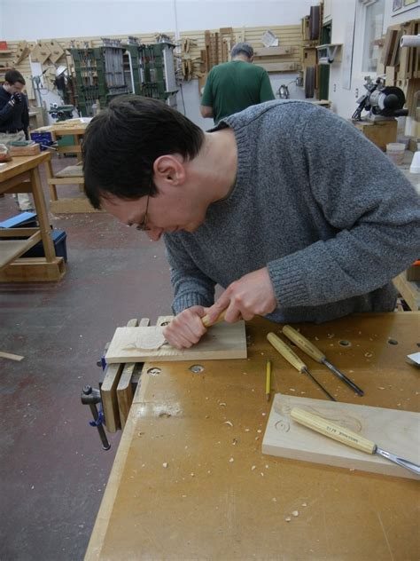 Connecticut Valley School Of Woodworking Class May